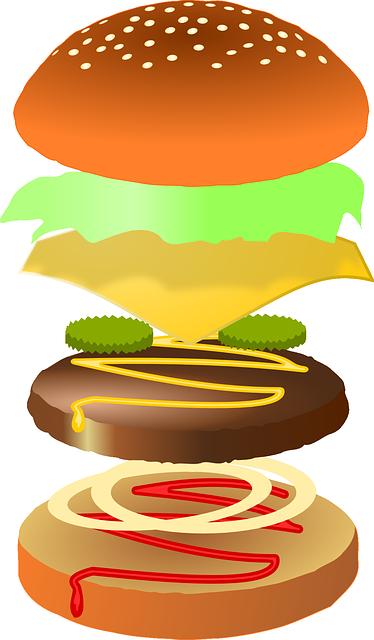 Heavenly Hamburger Stickers messages sticker-11