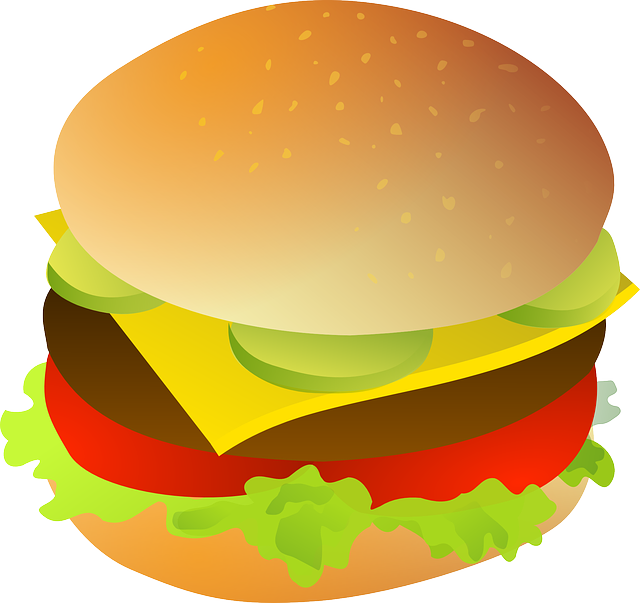 Heavenly Hamburger Stickers messages sticker-2