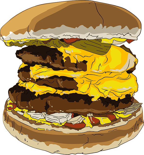 Heavenly Hamburger Stickers messages sticker-1