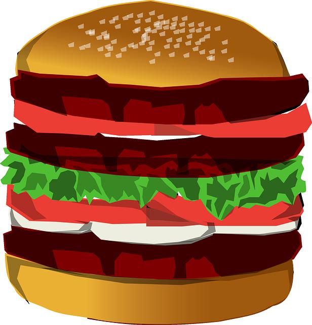 Heavenly Hamburger Stickers messages sticker-0