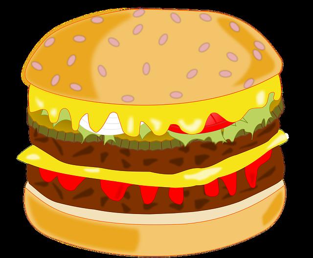 Heavenly Hamburger Stickers messages sticker-10