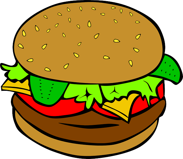 Heavenly Hamburger Stickers messages sticker-5