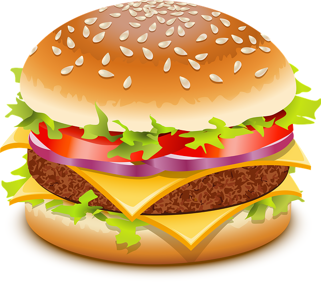 Heavenly Hamburger Stickers messages sticker-6