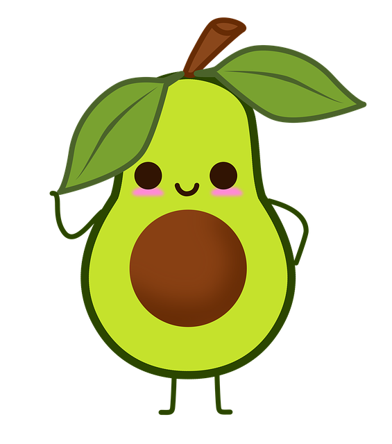 Avocado Stickers messages sticker-10