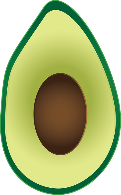 Avocado Stickers messages sticker-1