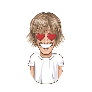 Mickie Krause Emoji App messages sticker-8