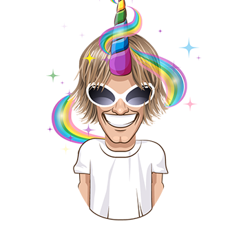 Mickie Krause Emoji App messages sticker-7