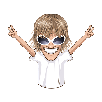 Mickie Krause Emoji App messages sticker-0