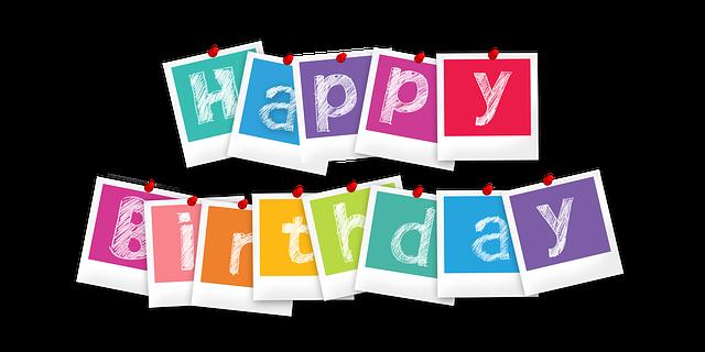 Happy Happy Birthday Stickers messages sticker-7