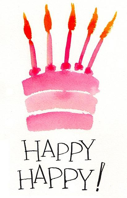 Happy Happy Birthday Stickers messages sticker-2