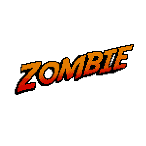 Zombie Train Survival Fight messages sticker-3