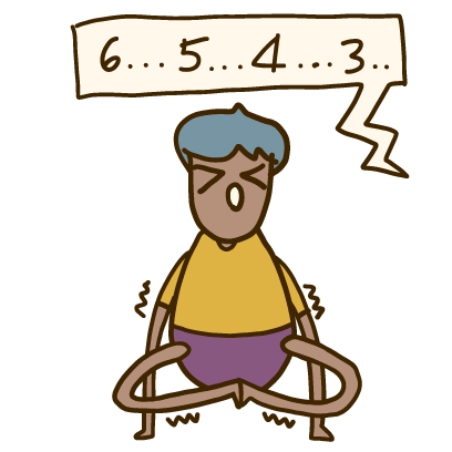 Yoga Yogi Moji messages sticker-1