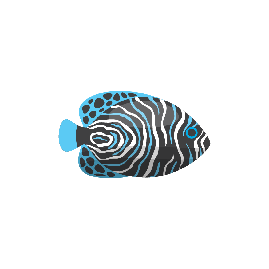 Magic Fish AR messages sticker-1