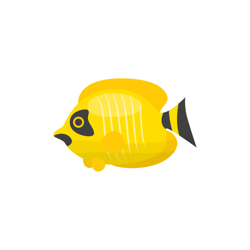 Magic Fish AR messages sticker-10