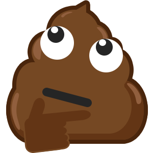Famous Poo messages sticker-9