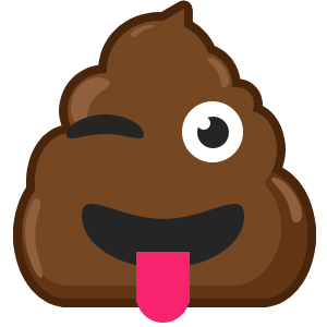 Famous Poo messages sticker-0