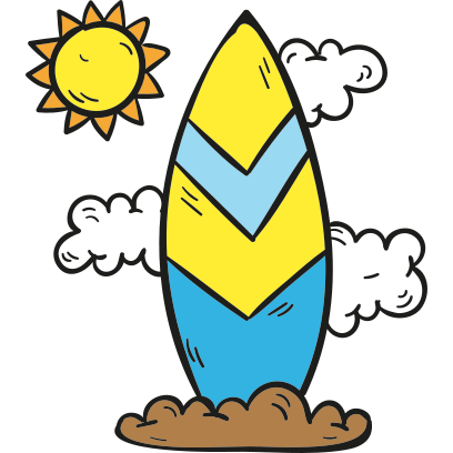 Summer Vacation Stickers messages sticker-1