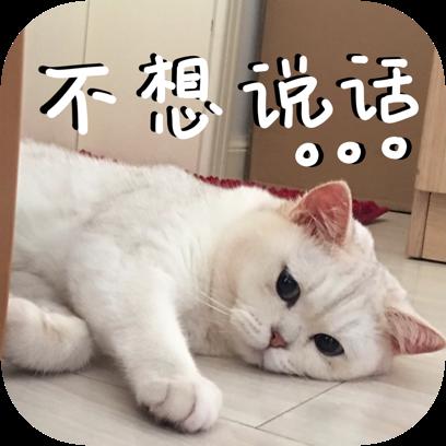 Icon喵~ messages sticker-1