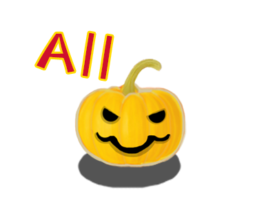 Pumpkin For Halloween Stickers messages sticker-10