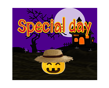 Pumpkin For Halloween Stickers messages sticker-7