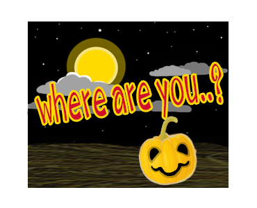 Pumpkin For Halloween Stickers messages sticker-11