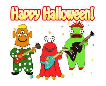 Well Come To Halloween messages sticker-7
