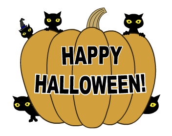 Well Come To Halloween messages sticker-4