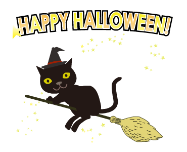 Well Come To Halloween messages sticker-3