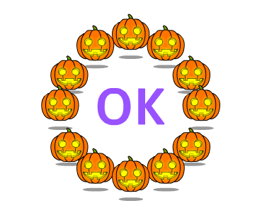 Well Come To Halloween messages sticker-11