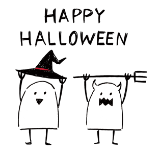 Halloween And Happy Day messages sticker-11