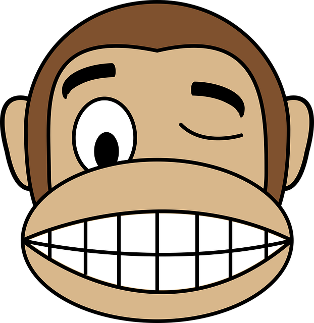 Monkey Face Emoji Stickers messages sticker-11