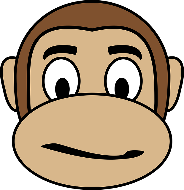 Monkey Face Emoji Stickers messages sticker-2