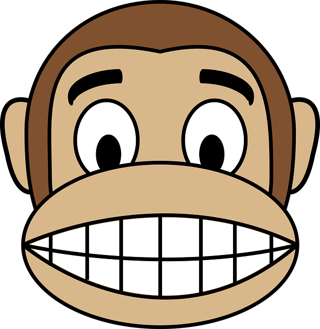 Monkey Face Emoji Stickers messages sticker-10