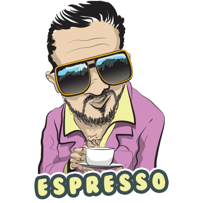 Coffee Lovers Coffee Stickers messages sticker-1