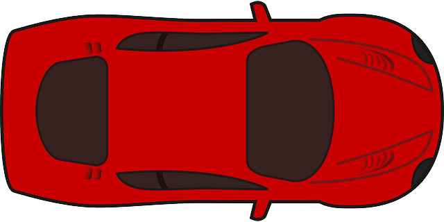 Red Car Stickers messages sticker-1