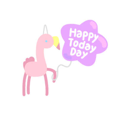Flamoonicorn joy messages sticker-5