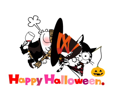 Happy With Halloween Days messages sticker-7