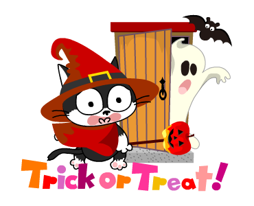Happy With Halloween Days messages sticker-4