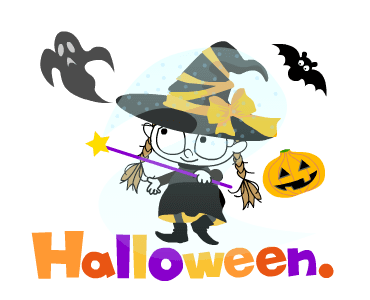 Happy With Halloween Days messages sticker-10