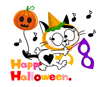 Happy With Halloween Days messages sticker-9