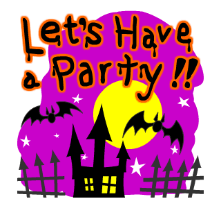 Halloween Trick Or Treat Night messages sticker-7