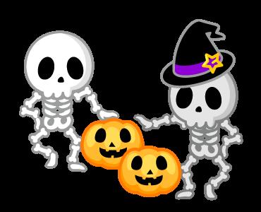 Monster Pumpkin In Halloween messages sticker-10