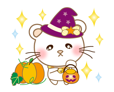 Halloween Night With Kitty messages sticker-8
