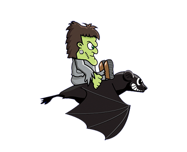 Monster For Halloween Days messages sticker-7