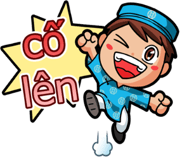 Hello VietNam messages sticker-4