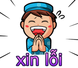 Hello VietNam messages sticker-0