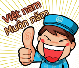 Hello VietNam messages sticker-1