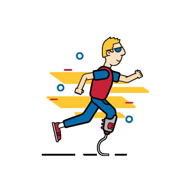 Achilles Marathon Sticker Pack messages sticker-1
