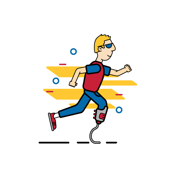 Achilles Marathon Sticker Pack messages sticker-1