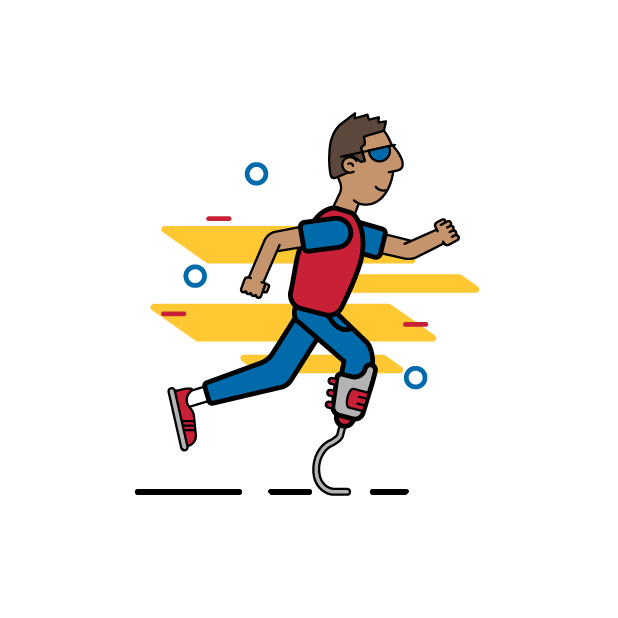 Achilles Marathon Sticker Pack messages sticker-4